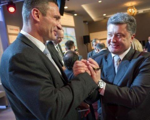 """""""Золота дружба"""": Порошенко з Кличком торгують з Росією?"""