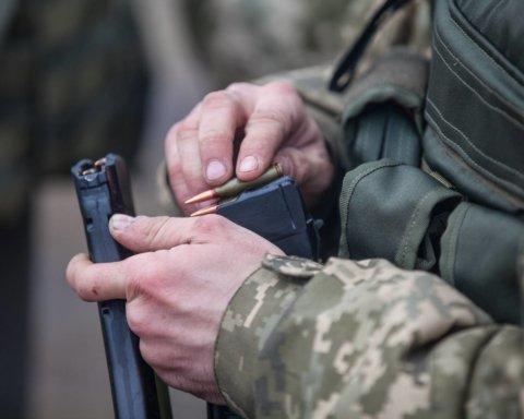Боевики ранили украинского военнослужащего на Донбассе