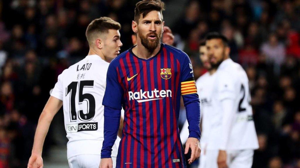 Барселона сенсаційно програла Валенсії у фіналі Кубку Іспанії: відео голів