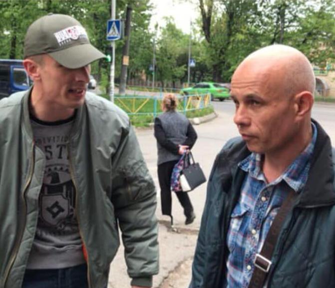Под Хмельницким жестко проучили водителя маршрутки, который оскорбил ветерана АТО: фото