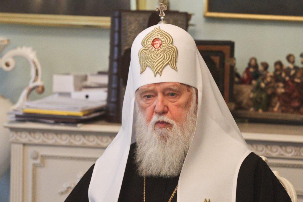 Епіфаній відмовився: у Зеленського показали цікаве відео з церковними лідерами