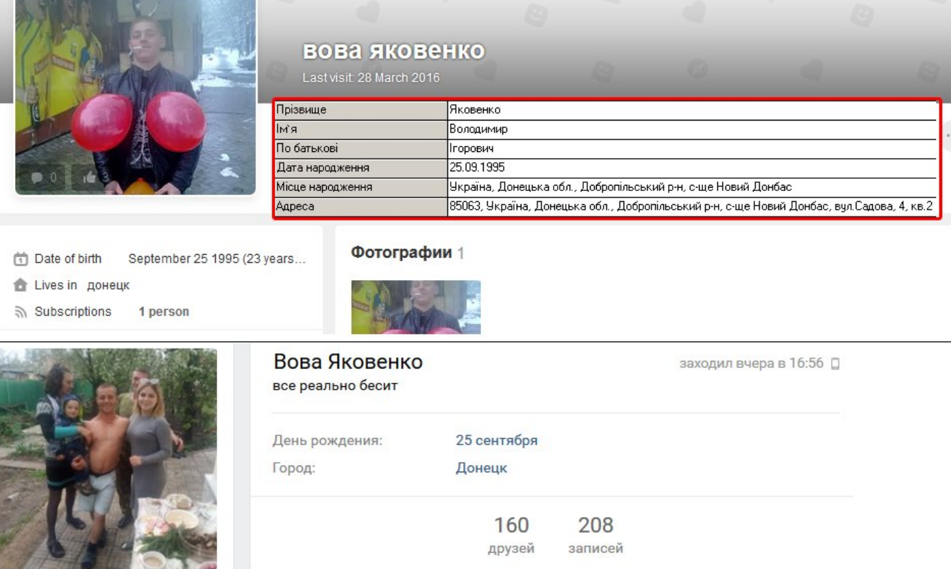 Снайпер убил молодого боевика «ДНР»: появились фото