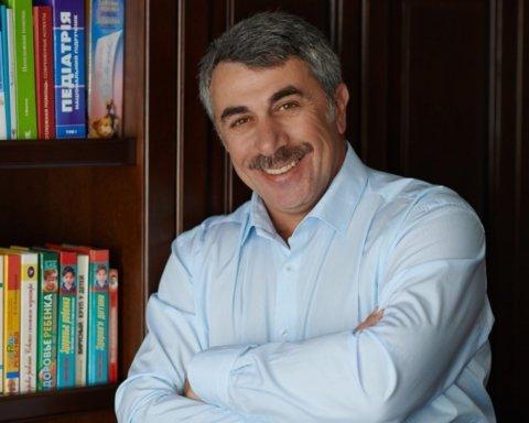 Доверьтесь инстинктам: доктор Комаровский рассказал о правильном кормлении детей