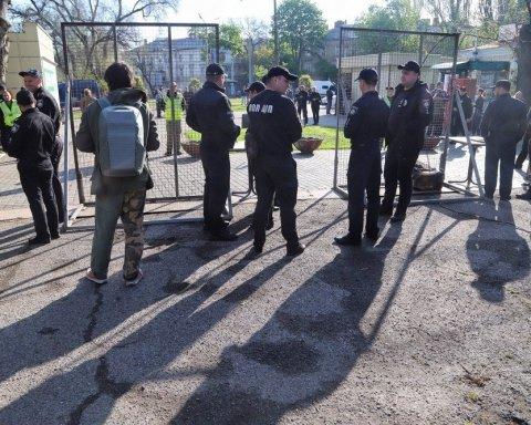 Годовщина 2 мая: появилось видео столкновений, которые начались в Одессе