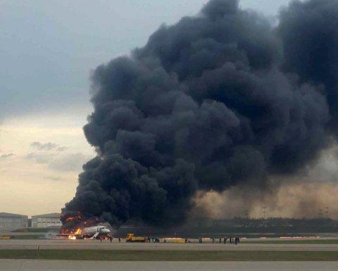 """Авіакатастрофа у """"Шереметьєво"""": з'явились нові подробиці смерті пасажирів"""