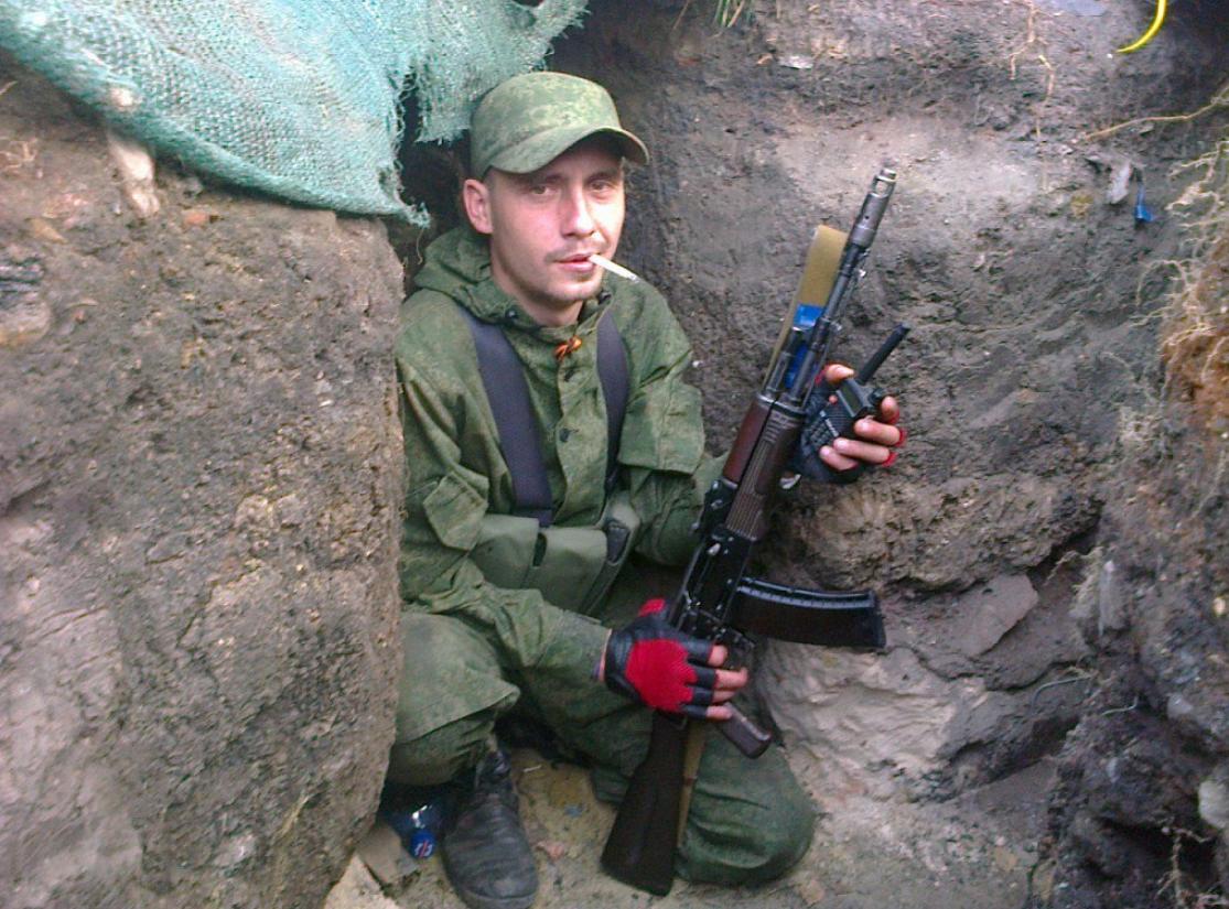 На Донбассе погиб опасный боевик «ДНР»: опубликованы его фото