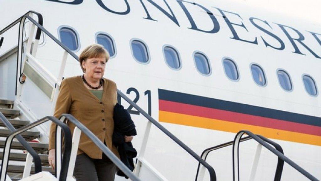 З літаком Меркель сталася серйозна НП: з'явилися подробиці