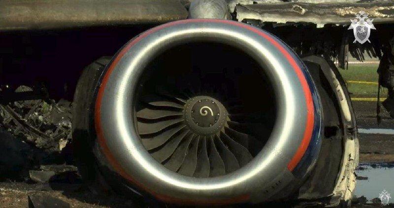 Авіакатастрофа у Шереметьєво: з'явилося відео, яке пасажири зняли у літаку