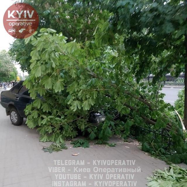 Авто знесло людей на тротуарі: у Києві сталася моторошна ДТП