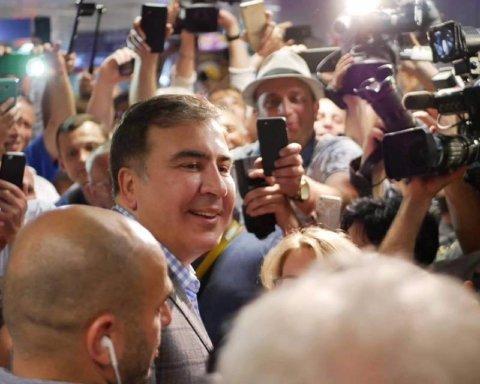 Эпическое возвращение Саакашвили в Украину: как это было