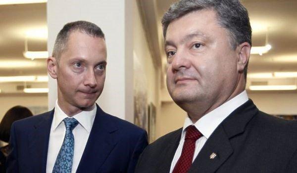 Дорог Ложкин к обеду: как бывший глава АП сам богател и Порошенко помогал