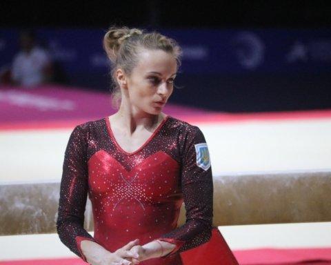 Українка Радівілова виграла три медалі на Кубку світового виклику