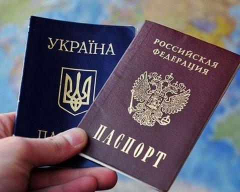 Прихильник Путіна на Донбасі зізнався, навіщо хоче отримати паспорт РФ: опубліковано відео