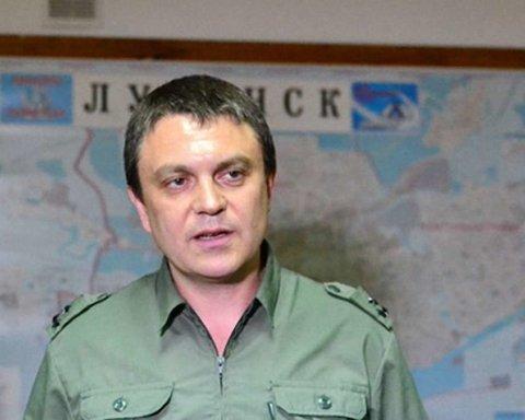 """Ватажок """"ЛНР"""" осоромився через 9 травня: з'явилися фото"""