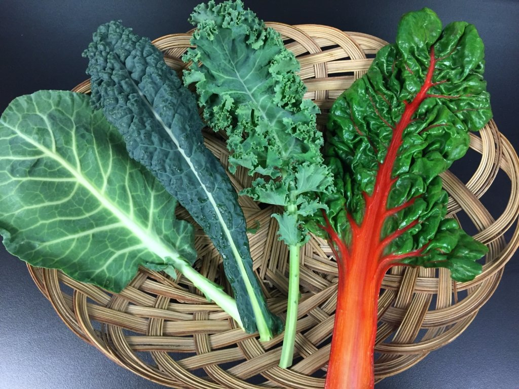 Медики назвали найкориснішу зелень для здоров'я людини