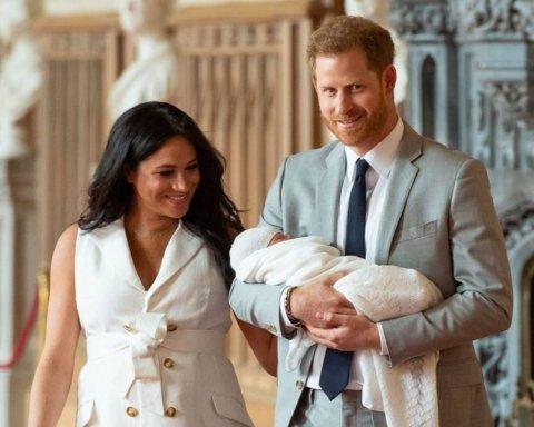 У Меган Маркл та принца Гаррі почалися серйозні проблеми через сина