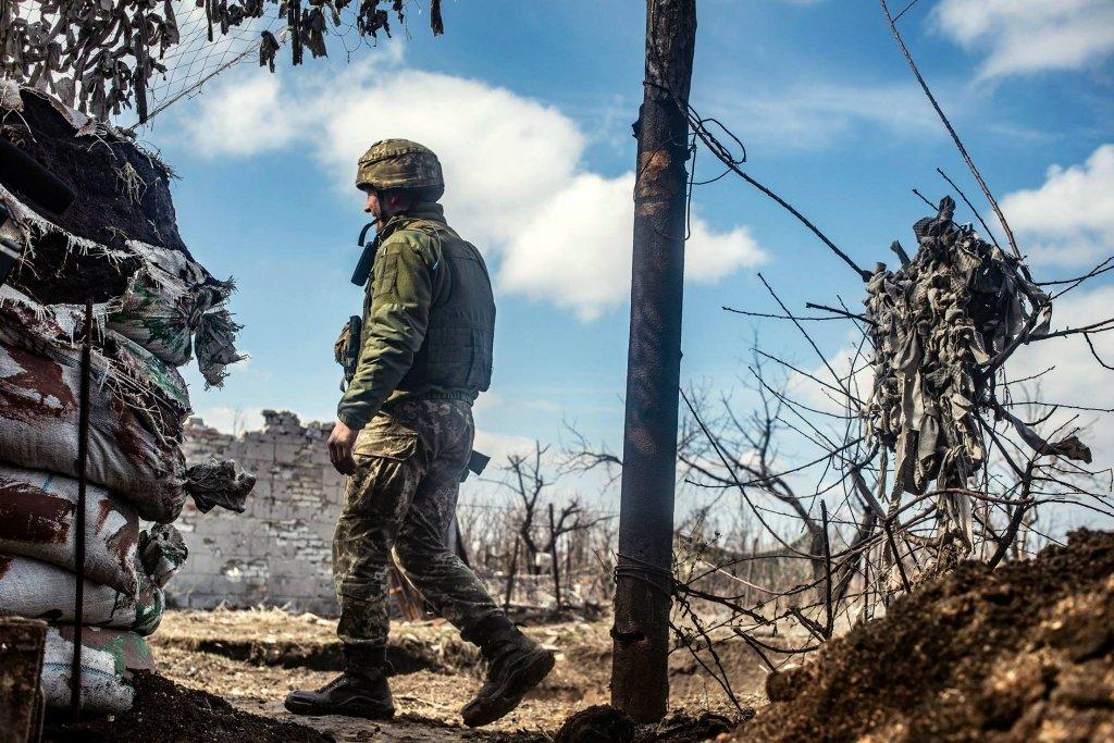 Боевики 5 раз нарушили «режим тишины» на Донбассе