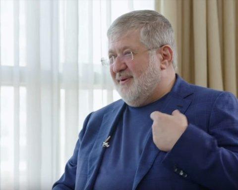 """Коломойський назвав війну на Донбасі """"громадянським конфліктом"""": опубліковано відео"""