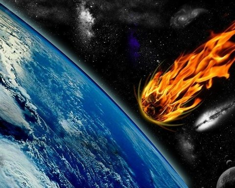 Космический гость из прошлого: Землю ударил загадочный метеорит