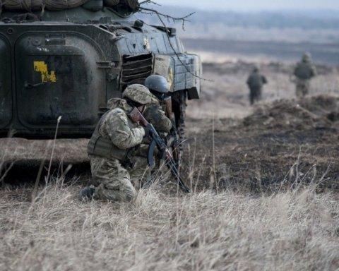Боевики дважды нарушили перемирие на Донбассе
