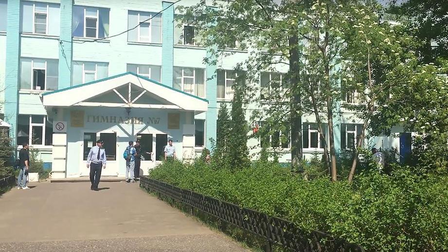Озброєне захоплення школи у Казані: з'явилися фото та подробиці про нападника
