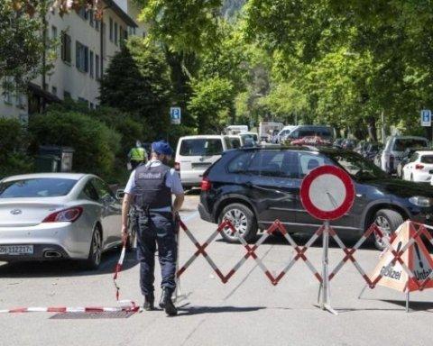 В Цюрихе неизвестный захватил заложников, есть погибшие: первые подробности с места