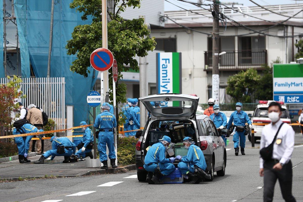 Напав з ножем на дітей: в Японії сталася різанина, є загиблі
