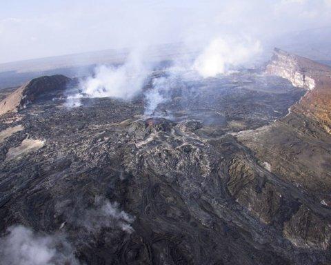 Солдат упал в жерло вулкана: на Гавайях случилось жуткое ЧП