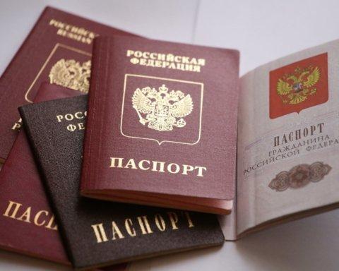Тиснява і ажіотаж: з'явилися цікаві чутки про видачу паспортів РФ мешканцям Донбасу