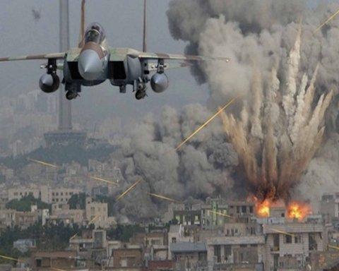 Росія завдала авіаудару в Сирії, є загиблі: перші подробиці