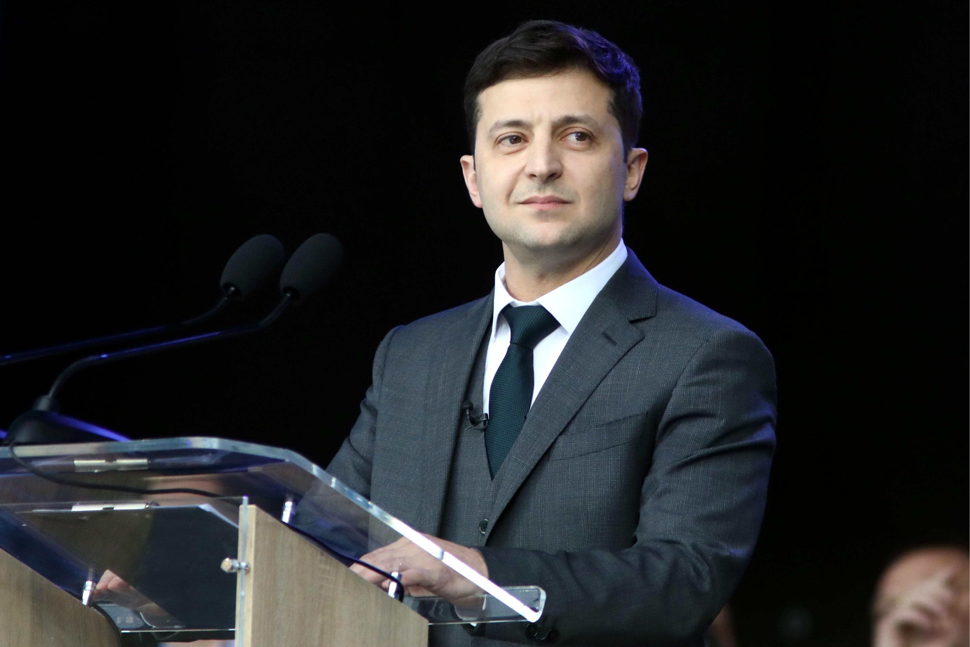 Зеленский высказался за ужесточение санкций против России