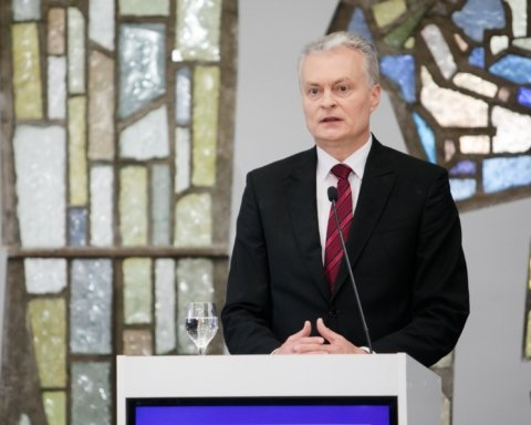 Обраний президент Литви відвернувся від Росії заради України