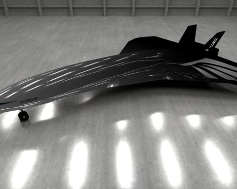 Американцы представили самый скоростной самолет в мире: опубликовано впечатляющее видео