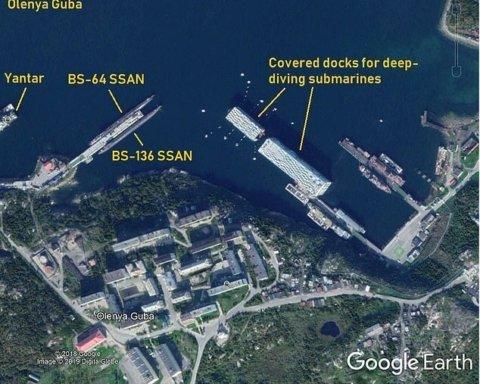 У Росії випадково знайшли шпигунську базу