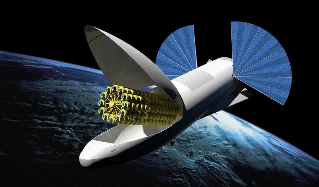 Бесплатный интернет от Маска: SpaceX запускает инновационный проект Starlink