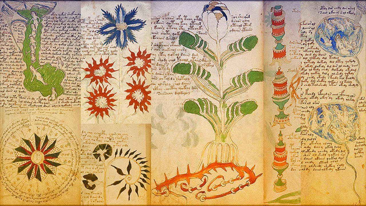Зашифрованное послание эпохи Возрождения: ученый смог взломать код рукописи Войнича