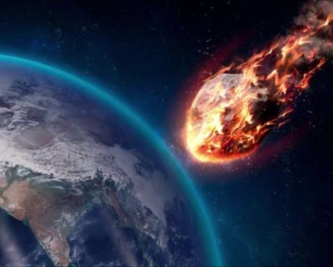 Что произойдет, если астероид упадет на Землю: ученые показали последствия