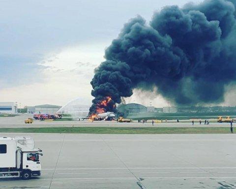 Авиакатастрофа в Шереметьево: в сеть попала полная расшифровка переговоров экипажа