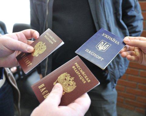 Діятимуть не скрізь: спливла цікава деталь про паспорти РФ для мешканців Донбасу