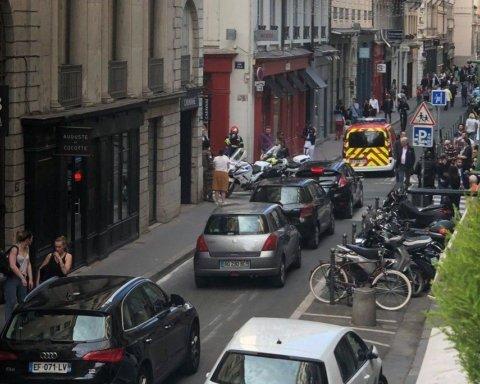 Во Франции прогремел взрыв, есть пострадавшие фото с места ЧП и первые подробности