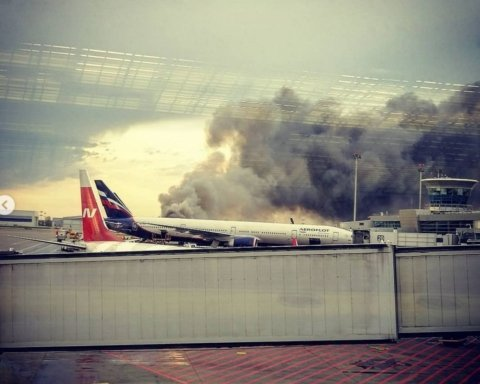 Авіакатастрофа літака у Шереметьєво: що відомо на даний момент