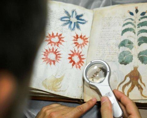Зашифроване послання епохи Відродження: вчений зміг зламати код рукопису Войнича