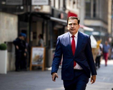 Партія Саакашвілі йде на парламентські вибори: офіційна заява