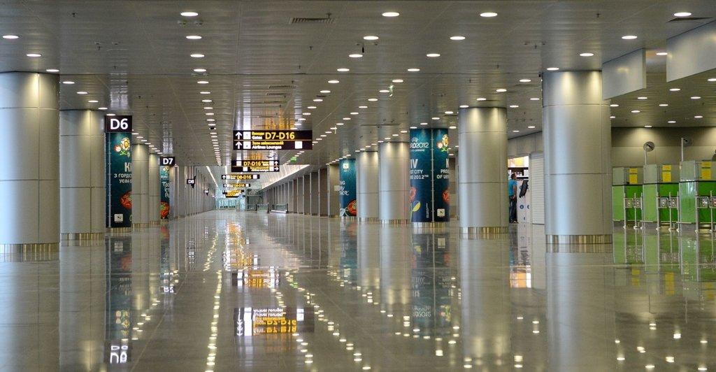 В аэропорту «Борисполь» потеряли несколько десятков пассажиров: детали ЧП