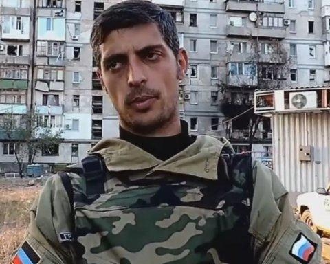 """Бойовики показали українця, який """"вбив"""" ватажка """"ДНР"""": з'явилися його фото та подробиці"""