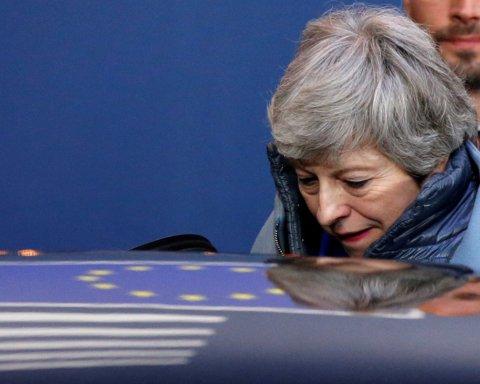 В сльозах: як прем'єр-міністр оголосила про власну відставку