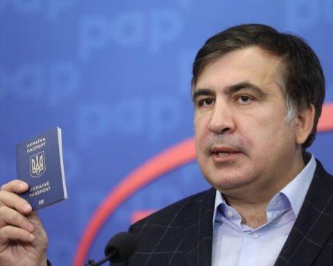 Саакашвили рассказал, чем планирует заняться в Украине: опубликовано видео