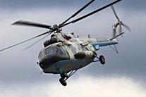 Очередная авиакатастрофа в России: под Москвой упал военный вертолет