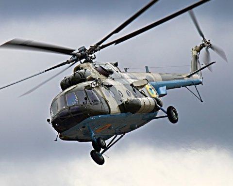 Чергова авіакатастрофа в Росії: під Москвою впав військовий вертоліт