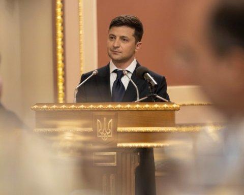 """У Зеленського показали логотип партії """"Слуга народу"""": як він виглядає"""